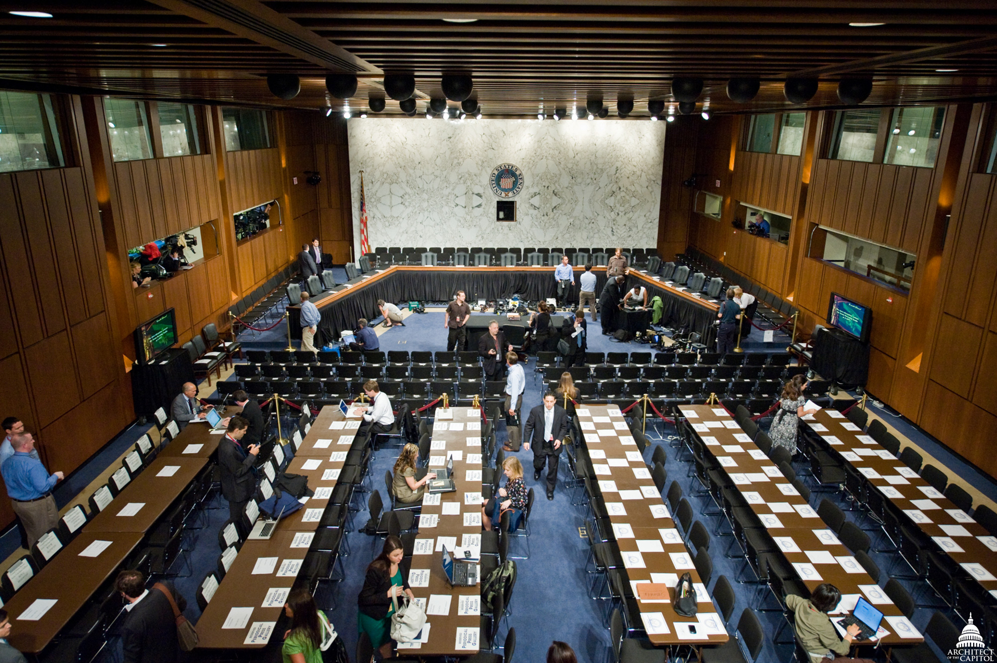 Hart Building Hearing Room