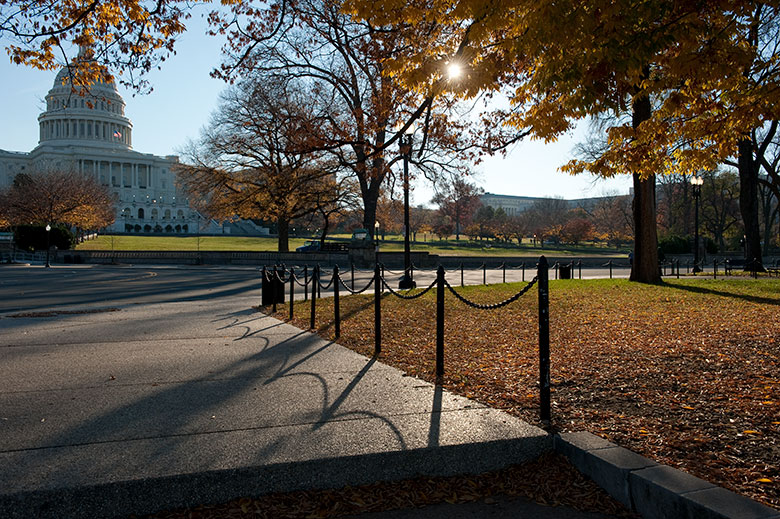 Fall at the U.S. Capitol
