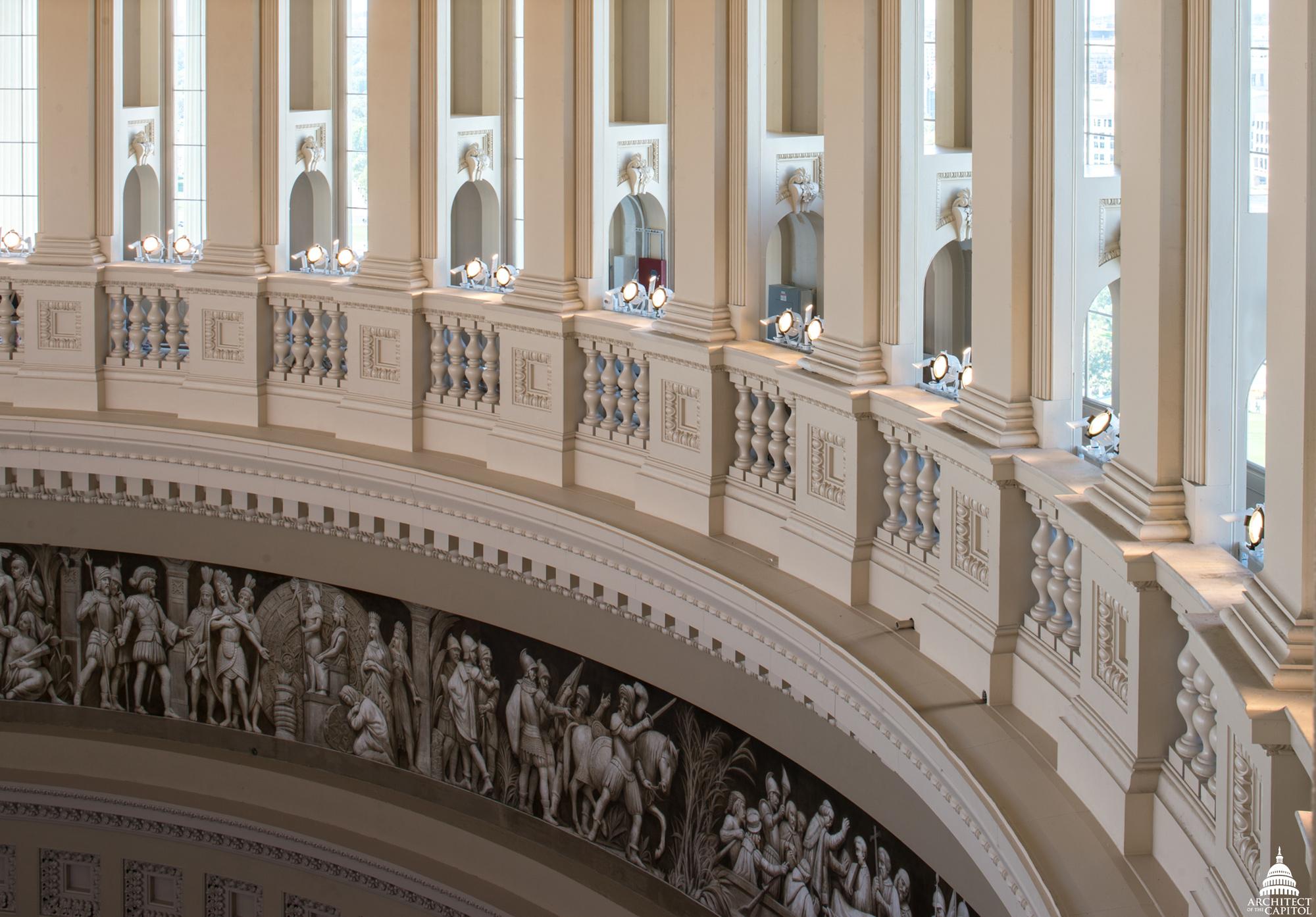 Capitol Rotunda Architect Of The Capitol
