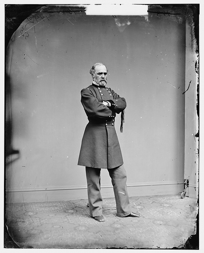 Captain Montgomery C. Meigs