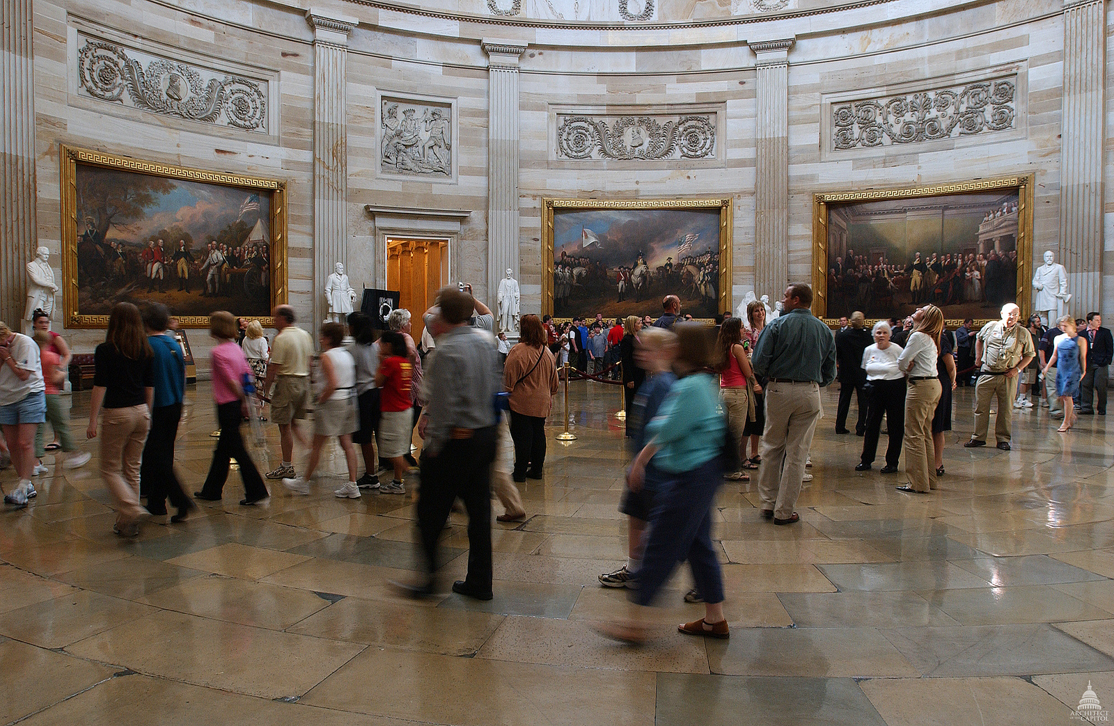 Official Tours On Capitol Hill Architect Of The Capitol