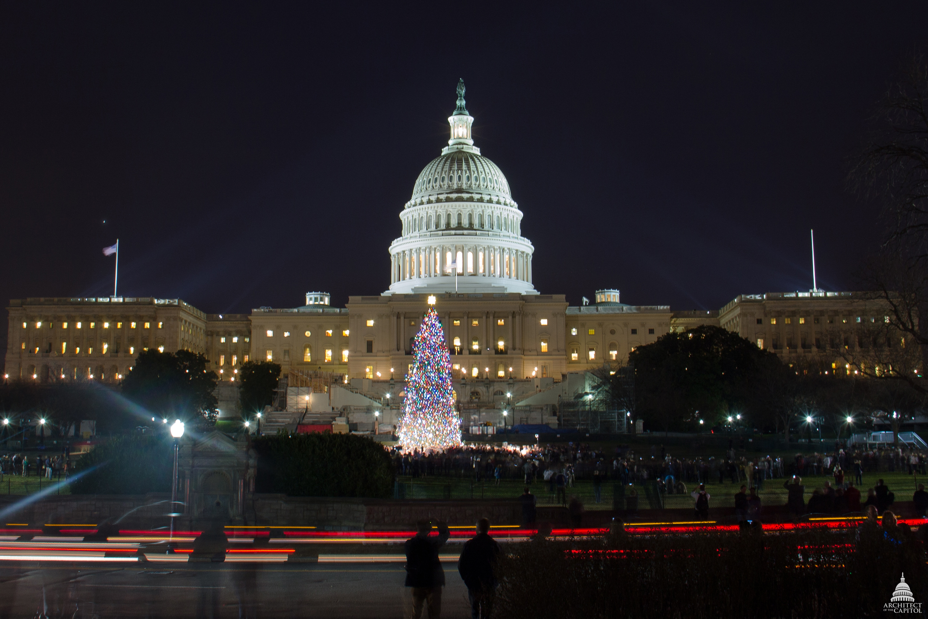 Capitol Christmas Tree.Capitol Christmas Tree Architect Of The Capitol