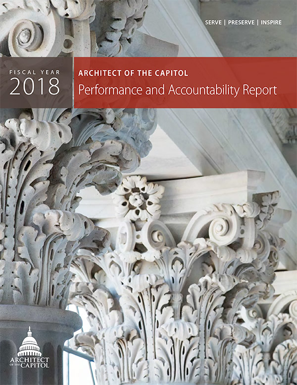FY 2018 Performance and Accountability Report Cover
