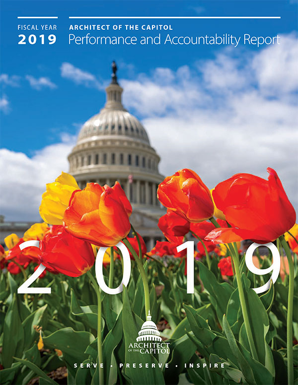 FY 2019 Performance and Accountability Report Cover