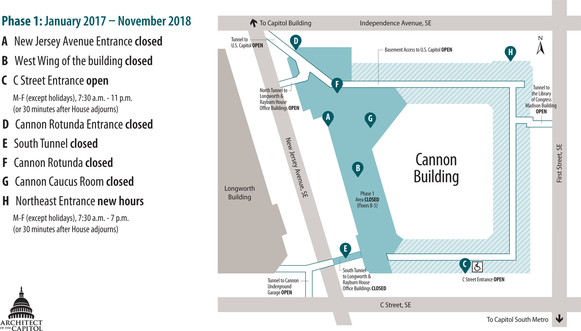 Cannon Renewal Closure Map Phase 1