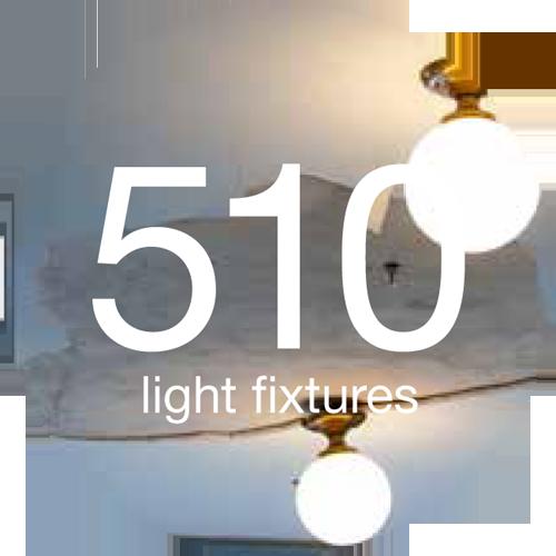 510 light fixtures
