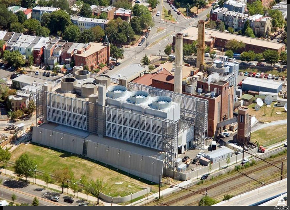 Even at age 100, the Capitol Power Plant continues to serve the Capitol, expanding and modernizing to meet current needs.