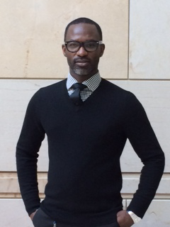 Edward Kessie, Project Architect at the Library Buildings and Grounds
