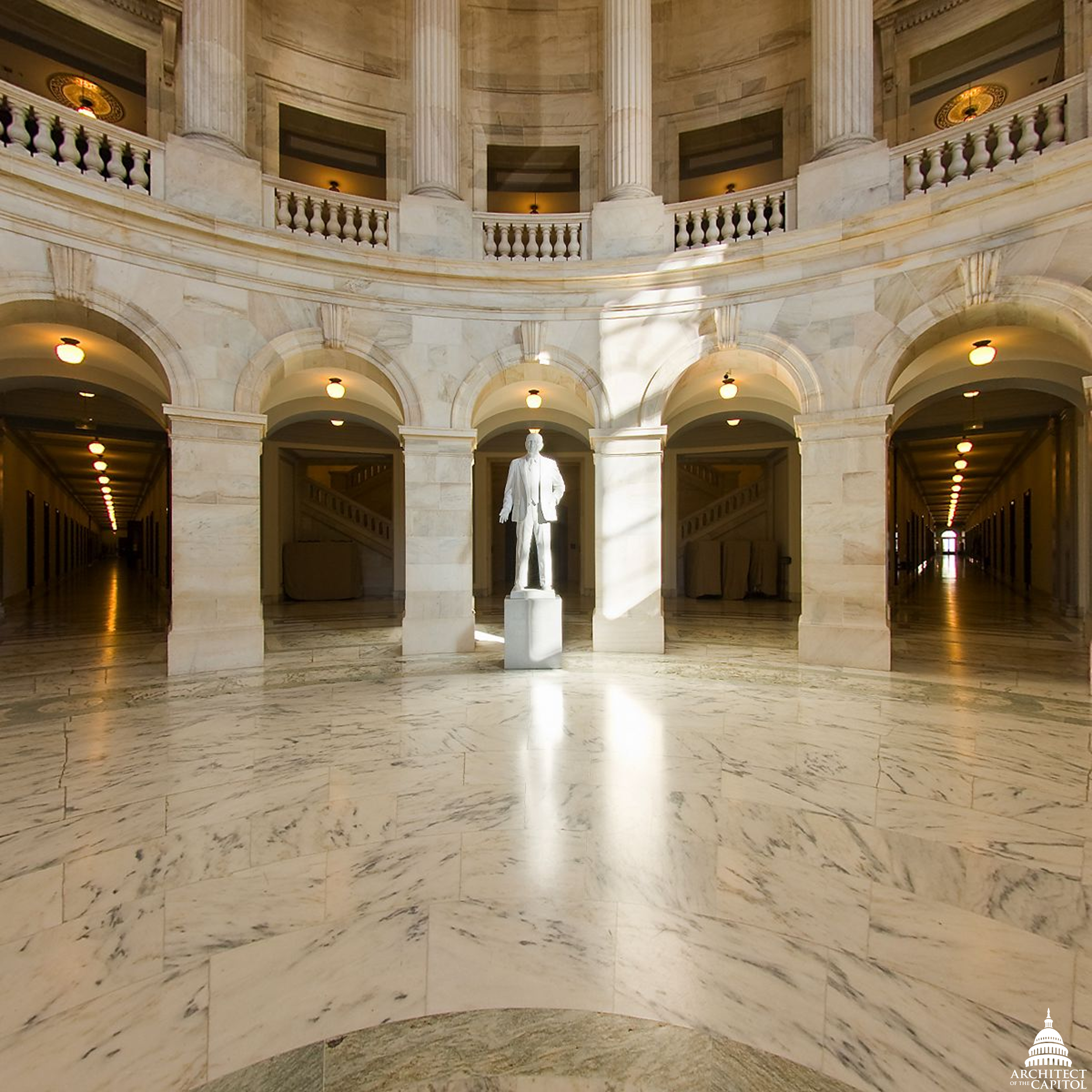 Russell Senate Office Building  Architect of the Capitol  United