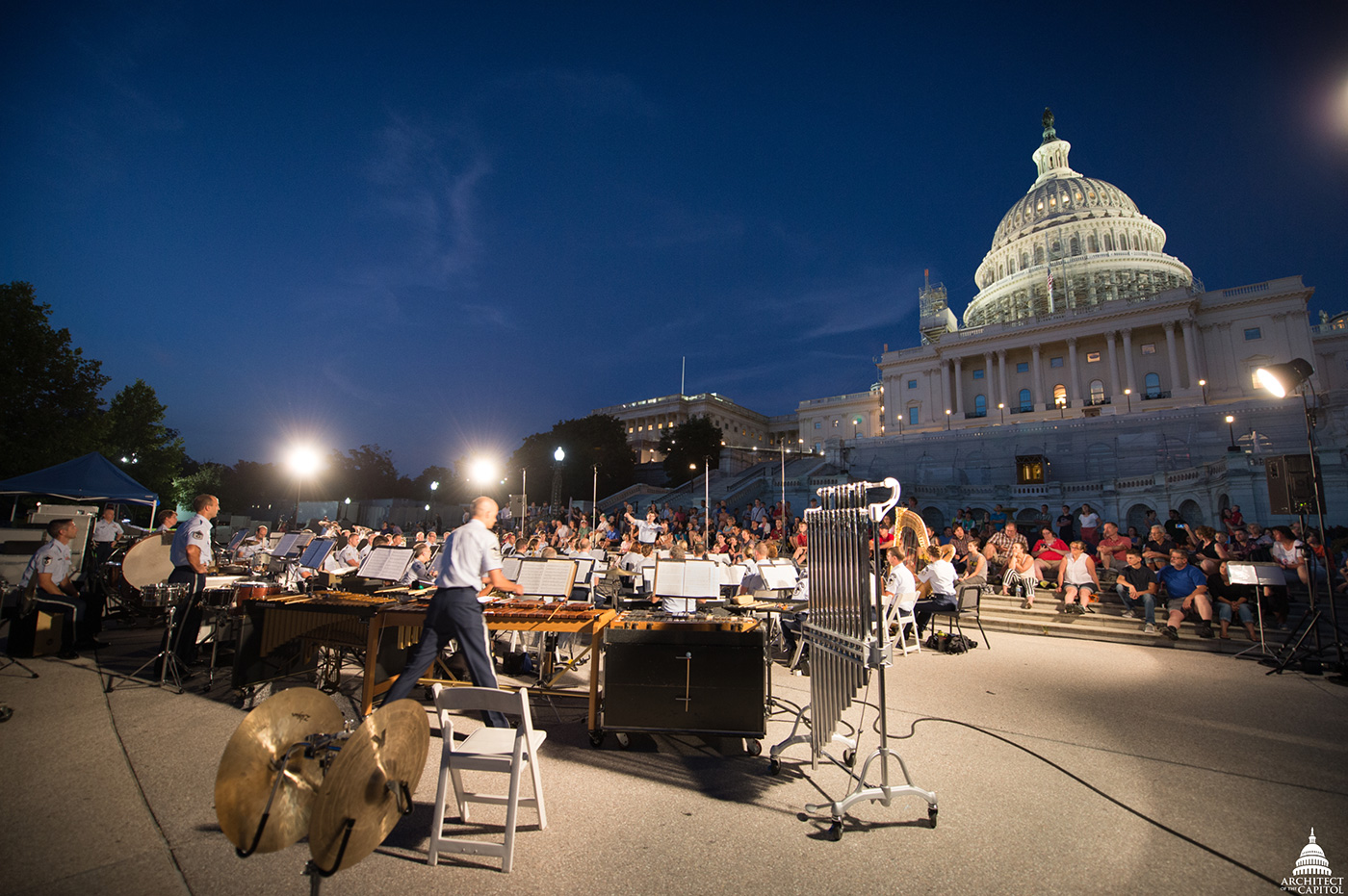 2019 Military Bands Capitol Summer Concert Series