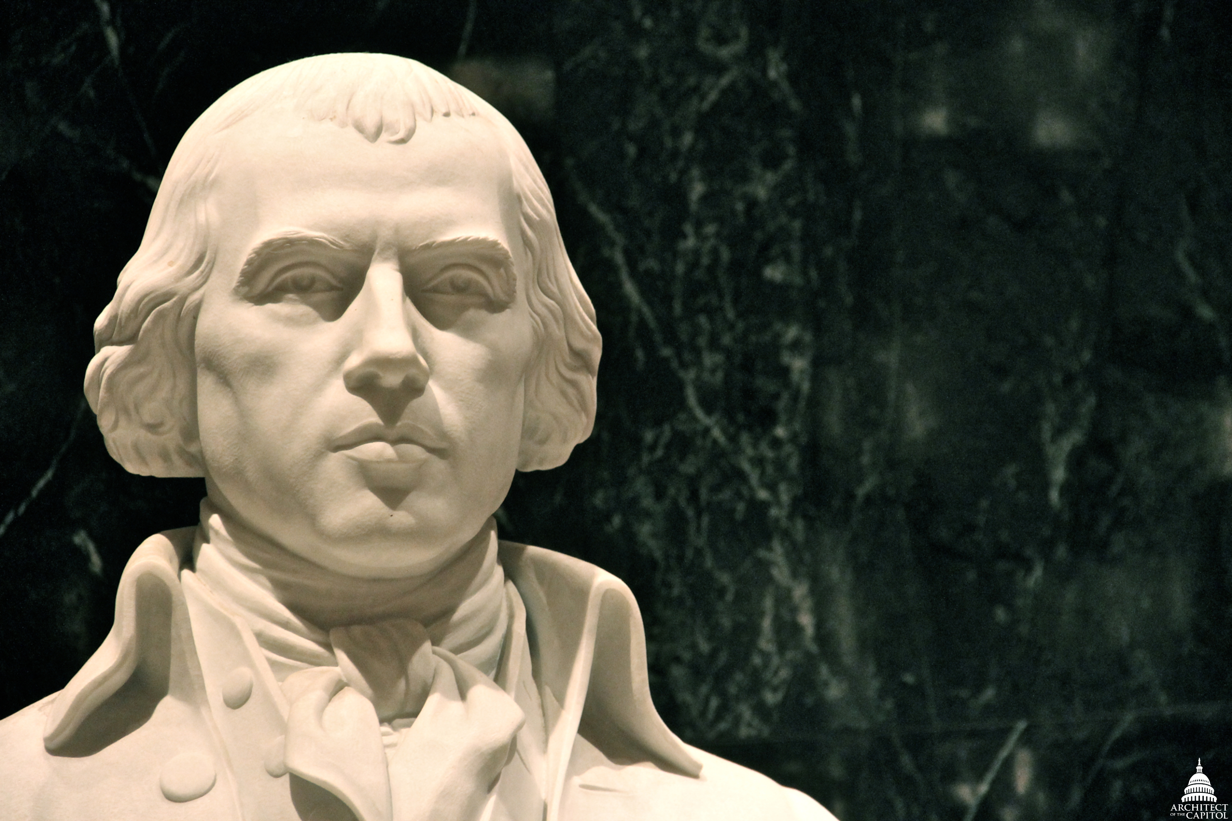 James Madison Statue Architect Of The Capitol United
