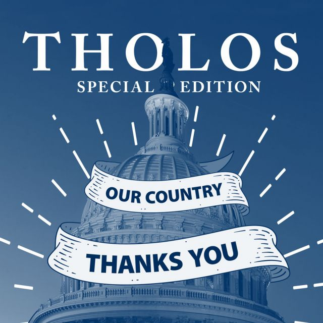 Tholos Magazine, Volume 18, Special Edition.