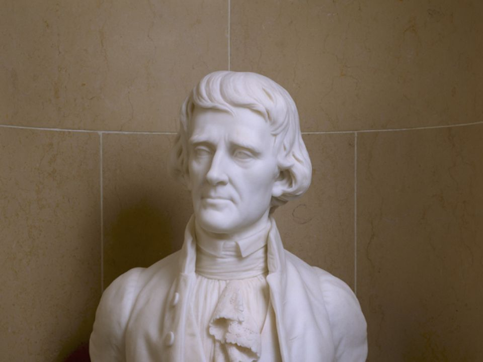 Busts of Vice Presidents of the United States