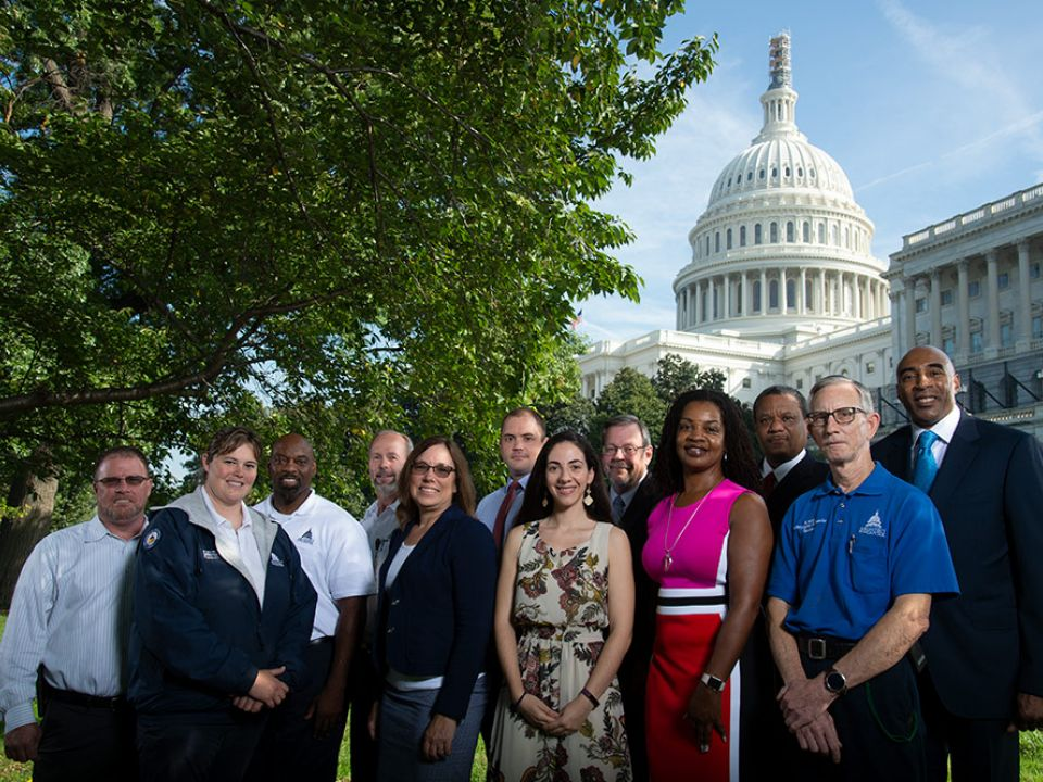 AOC employees exemplify One Team, One Mission.