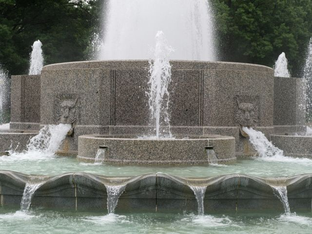 Senate Park Fountain