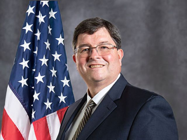 Bill O'Donnell, Chief Administrative Officer for Architect of the Capitol.