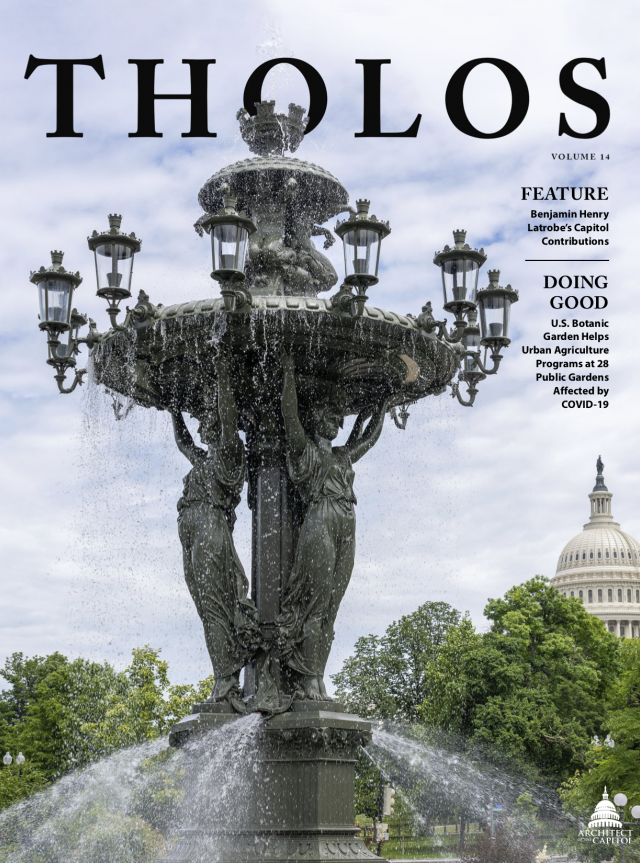 AOC Tholos Summer 2020 Cover
